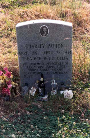 Charley Patton 001 - Mike Bass - May 30, 2002